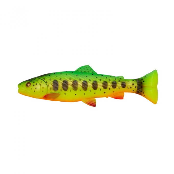 Приманка SAVAGE GEAR 3D Craft Trout Pulsetail 16cm 53g 1шт Firetiger 71842-001
