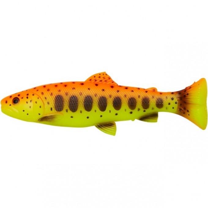 Приманка SAVAGE GEAR 3D Craft Trout Pulsetail 16cm 53g 12шт Gold Amb 71841