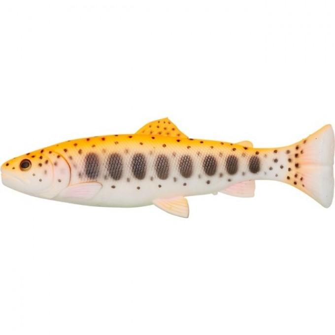 Приманка SAVAGE GEAR 3D Craft Trout Pulsetail 16cm 53g 12шт Golden Albino 71843