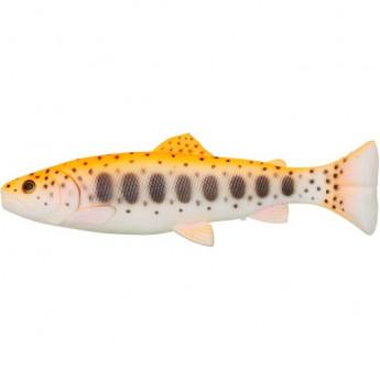 Приманка SAVAGE GEAR 3D Craft Trout Pulsetail 20cm 104g 1шт Golden Albino