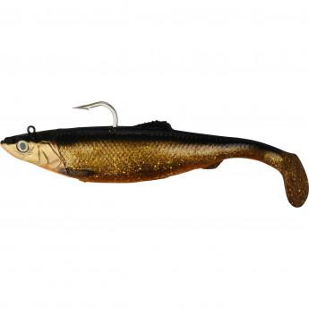 Приманка SAVAGE GEAR 3D Herring Big Shad 25 42-Red Fish Gold