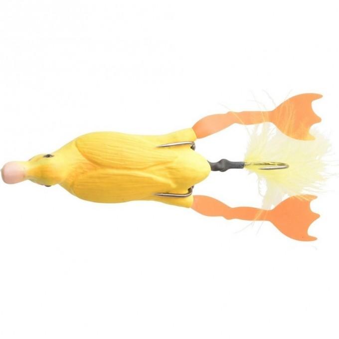 Приманка SAVAGE GEAR 3D Hollow Duckling weedless S 7.5cm 15g 03-Yellow 57651
