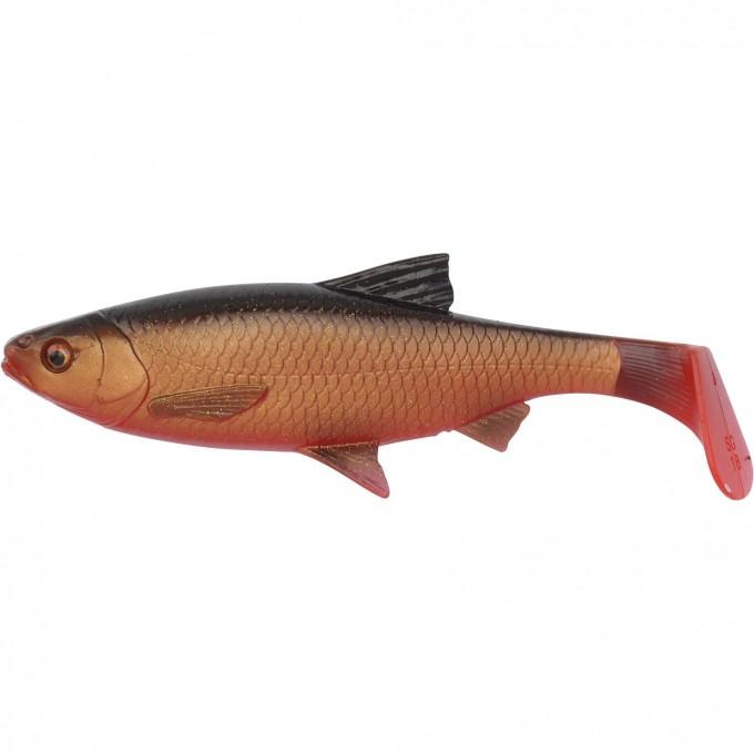 Приманка SAVAGE GEAR 3D LB River Roach Paddletail 18cm 70g 2pcs Blood Belly 57451