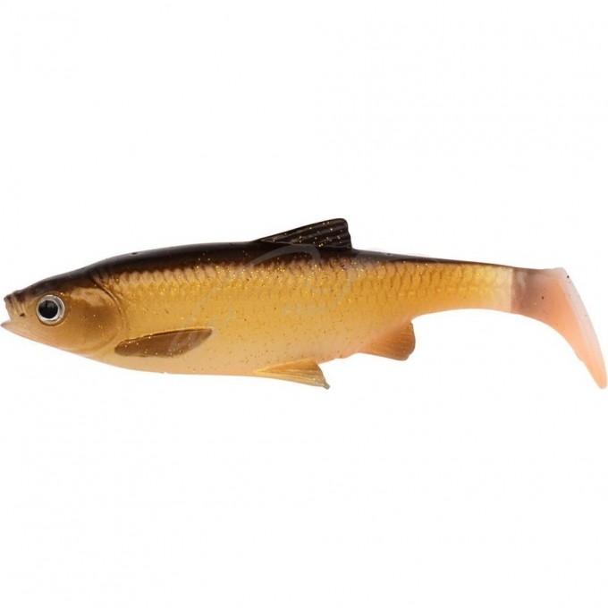 Приманка SAVAGE GEAR 3D LB Roach Paddletail 12.5cm 22g 2pcs Dirty Roach 57433
