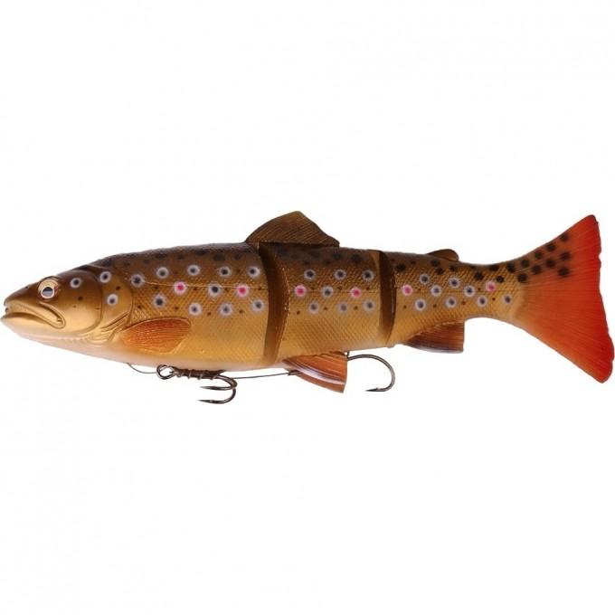 Приманка SAVAGE GEAR 3D Line Thru Trout 30 290g SS 03-Dark Brown Trout 48795