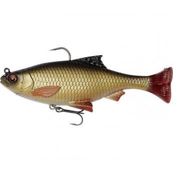 Приманка SAVAGE GEAR 3D Pulse Tail Roach 10cm 17.5g S 2pcs Rudd
