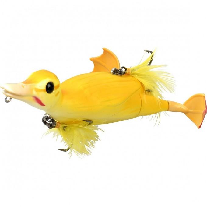 Приманка SAVAGE GEAR 3D Suicide Duck 150 15cm 70g 02-Yellow 53734