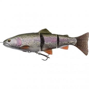 Приманка SAVAGE GEAR 4D Line Thru Trout 15cm 35g SS 15cm 40g MS 01-Rainbow