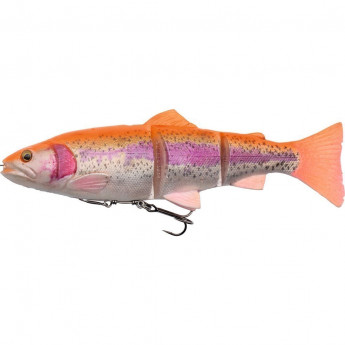 Приманка SAVAGE GEAR 4D Line Thru Trout 15cm 35g SS 15cm 40g MS 02-Golden Albino