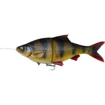 Приманка SAVAGE GEAR 4D Linethru Roach 18cm 80g SS Perch