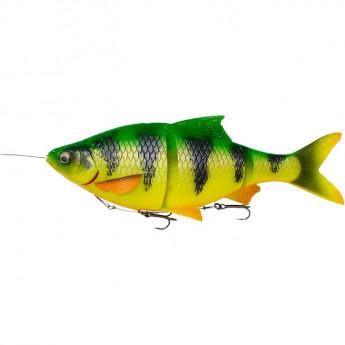 Приманка SAVAGE GEAR 4D Linethru Roach 18cm 86g MS Firetiger