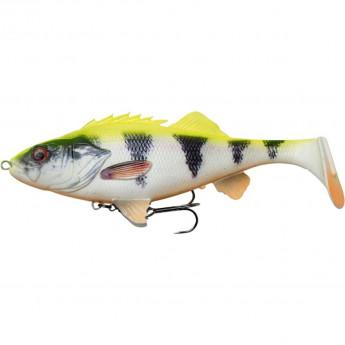 Приманка SAVAGE GEAR 4D Perch Shad 17.5cm 67g SS 05-Lemon Perch