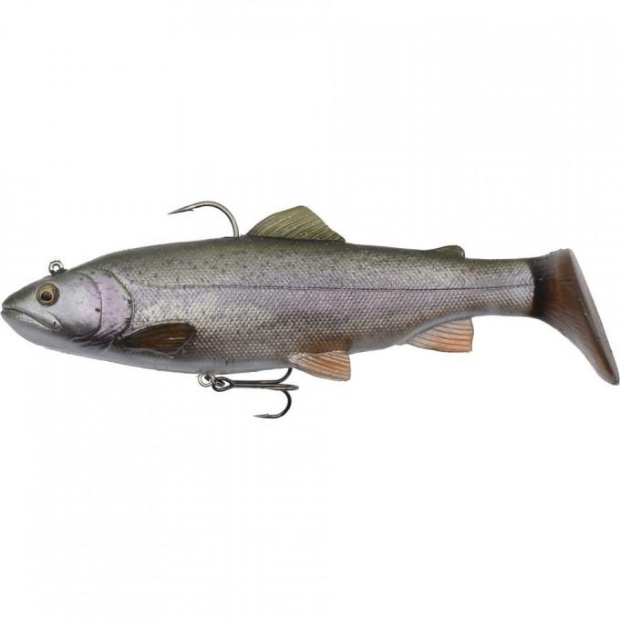 Приманка SAVAGE GEAR 4D Trout Rattle Shad 20.5cm 120g MS 01-Rainbow Trout 57411