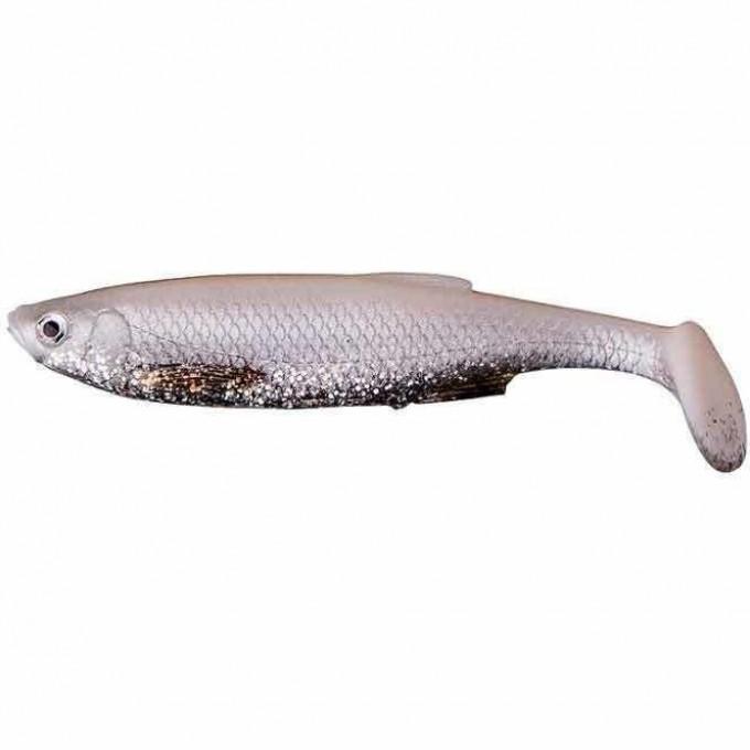 Приманка SAVAGE GEAR LB 3D Bleak Paddle Tail 10cm 8g 1 шт White Silver 61833-001