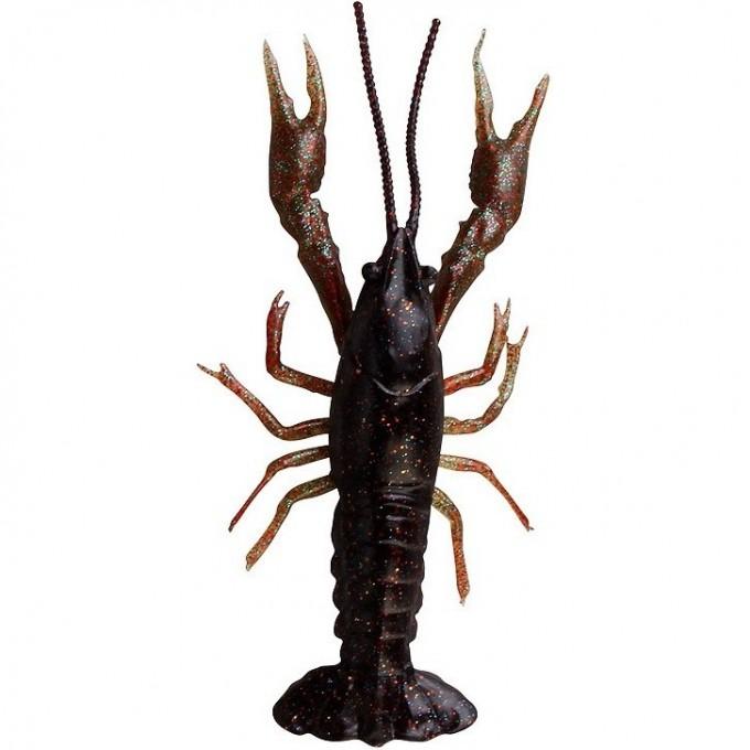 Приманка SAVAGE GEAR LB 3D Crayfish 8cm 4g F 4pcs Black Brown 47103