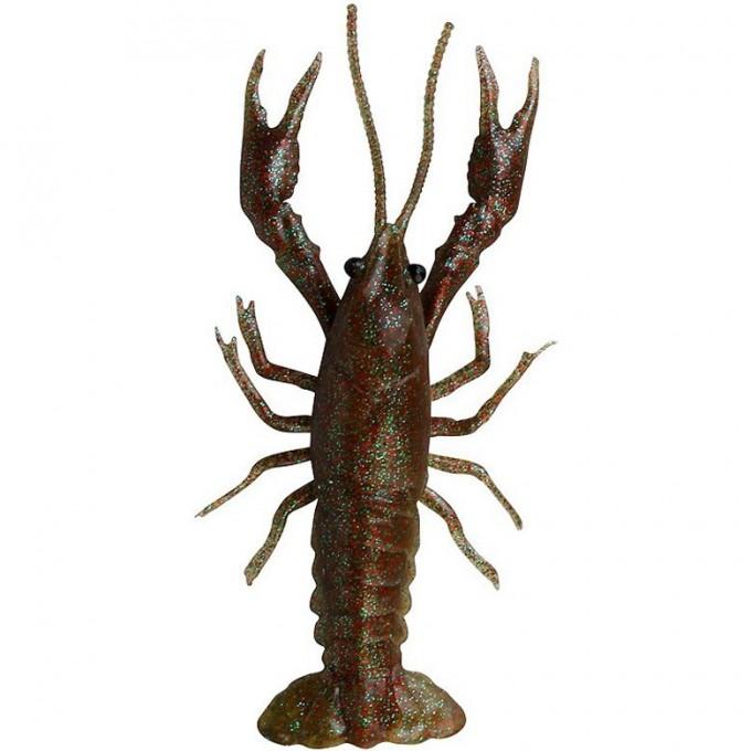 Приманка SAVAGE GEAR LB 3D Crayfish 8cm 4g F 4pcs Magic Brown 47101