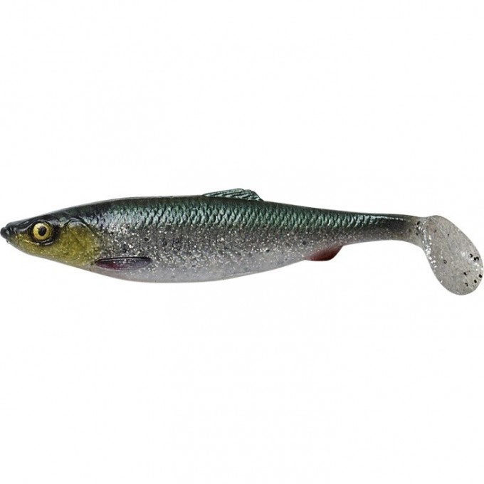 Приманка SAVAGE GEAR LB 4D Herring Shad 19cm 45g 20pcs Green Silver (Bulk) 63646-001