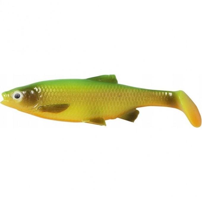 Приманка SAVAGE GEAR LB Roach Paddle Tail 10cm 1шт Firetiger 61882-001