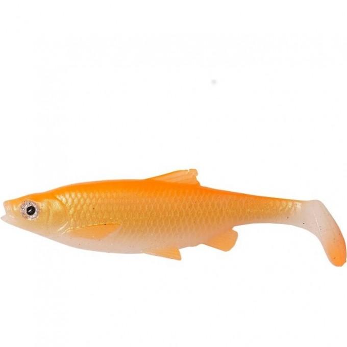 Приманка SAVAGE GEAR LB Roach Paddle Tail 10cm 1шт Goldfish 61883-001