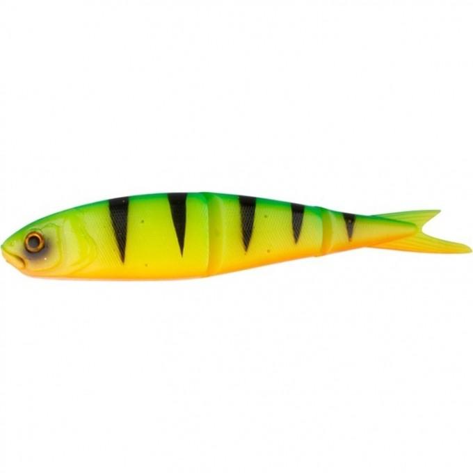 Приманка SAVAGE GEAR LB Soft 4Play 9.5cm 7.5g Swim&Jerk 05-Firetiger 4pcs 42180