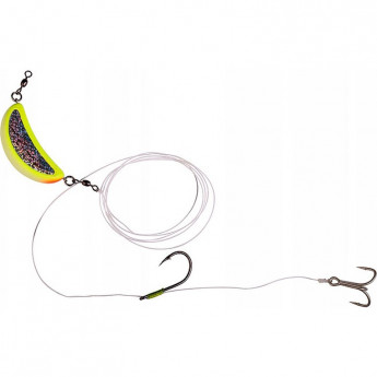 Приманка SAVAGE GEAR Nordic Bait Fish Rig - 300g Flex Hooks 3/0 + 6/0 FC 1mm