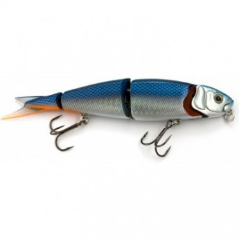Воблер SAVAGE GEAR 4play Herring Swim&Jerk 19 Blue Silver