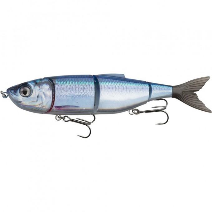 Воблер SAVAGE GEAR 4Play V2 Swim & Jerk 20cm 65g SS 01-Herring 61749